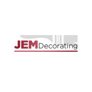 Jem Decorating Logo Footer